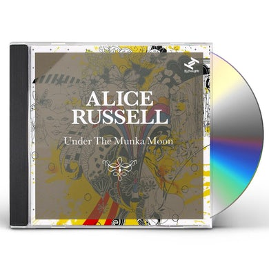 Alice Russell UNDER MUNKA MOON CD