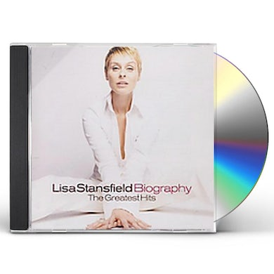 Lisa Stansfield BIOGRAPHY: GREATEST HITS CD