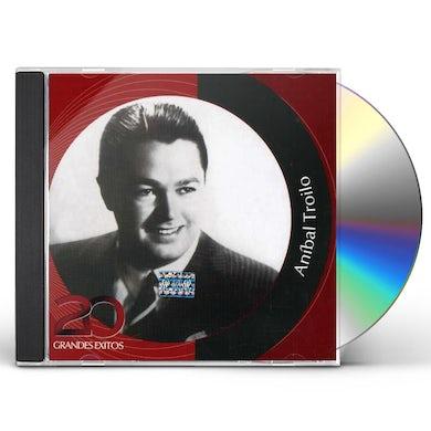 Anibal Troilo INOLVIDABLES RCA: 20 GRANDES EXITOS CD