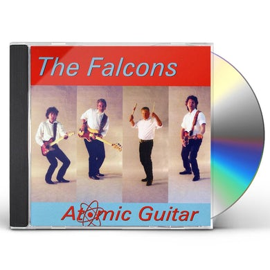Falcons ATOMIC GUITAR CD
