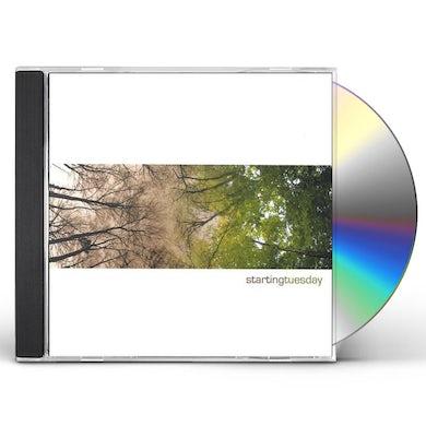 Starting Tuesday CD