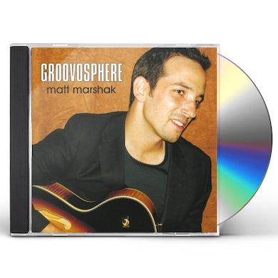Matt Marshak GROOVOSPHERE CD