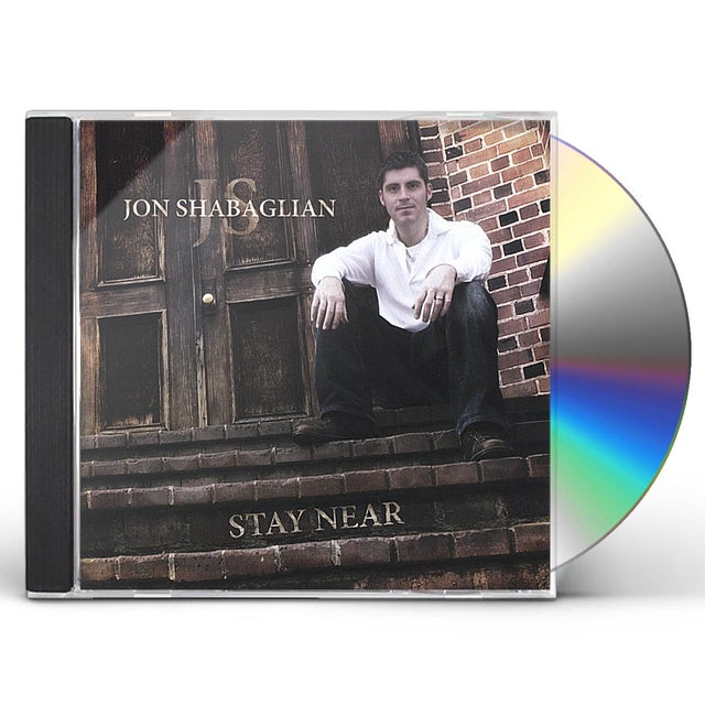 Jon Shabaglian STAY NEAR CD