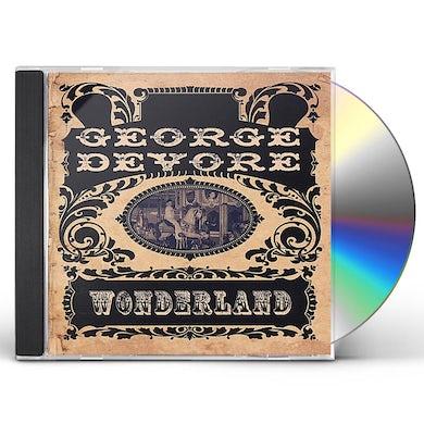 George DeVore WONDERLAND CD