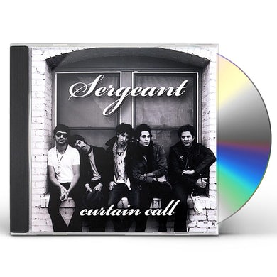 Sergeant CURTAIN CALL CD