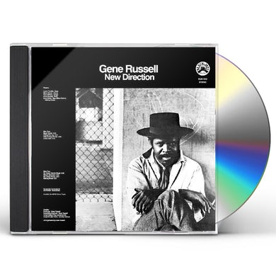 Gene Russell  NEW DIRECTION CD
