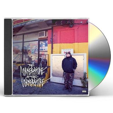 Vinnie Paz CORNERSTONE OF THE CORNER STORE CD
