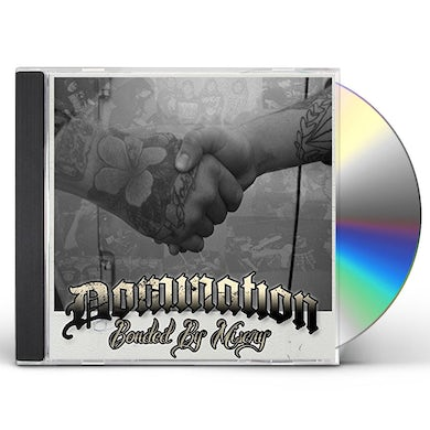 Domination BONDED BY MISERY CD