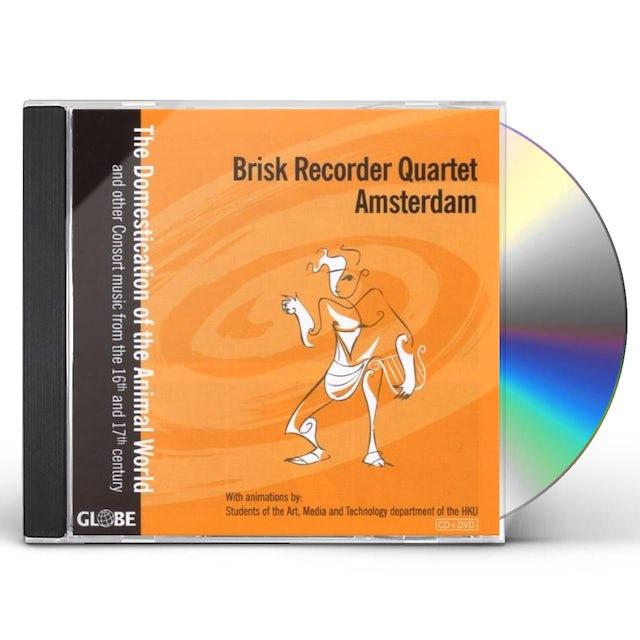 Brisk Recorder Quartet Amsterdam