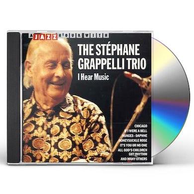 Stephane Grappelli I HEAR MUSIC CD