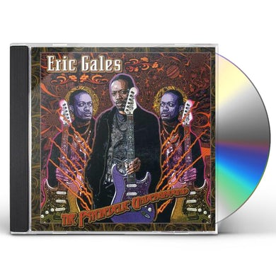 Eric Gales PYSCHEDELIC UNDERGROUND CD