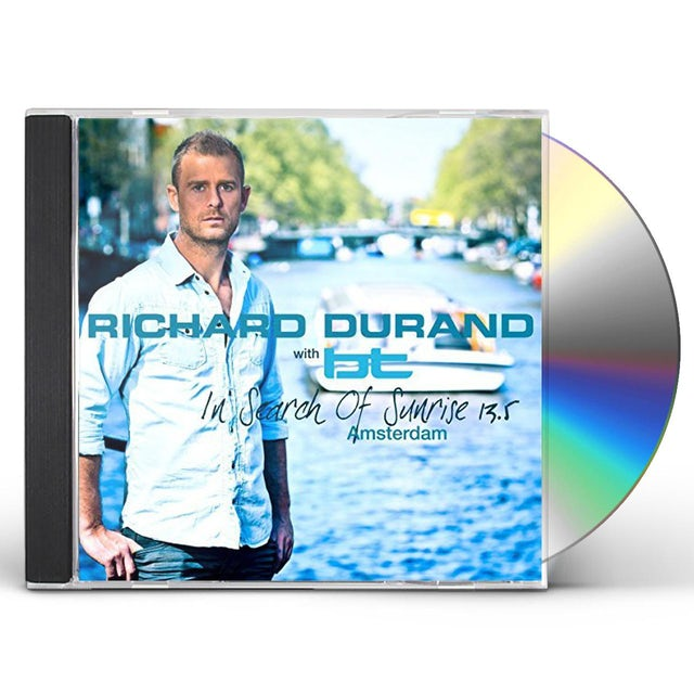 Richard Durand IN SEARCH OF SUNRISE 13.5 AMSTERDAM CD