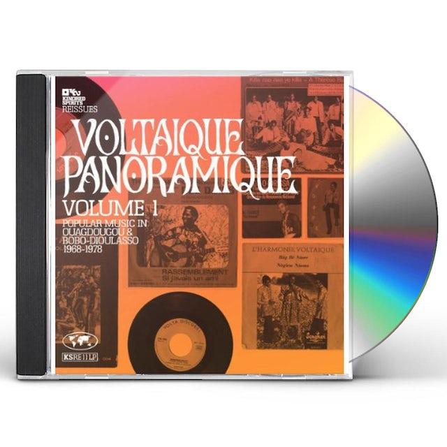 Voltaique Panoramique 1 / Various CD