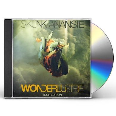 Skunk Anansie WONDERLUSTRE CD