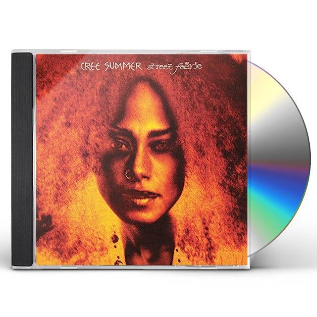 Cree Summer STREET FAERIE CD