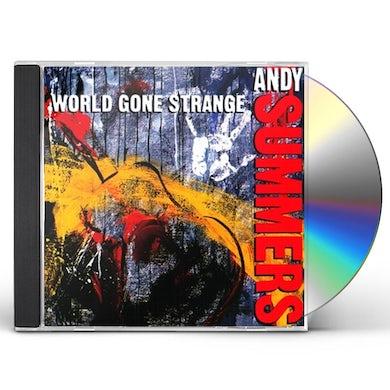 Andy Summers WORLD GONE STRANGE CD