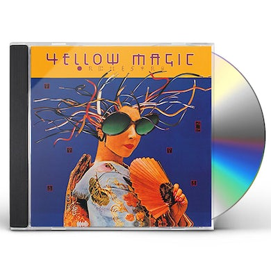 Yellow Magic Orchestra USA CD