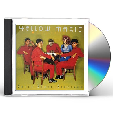 Yellow Magic Orchestra SOLID STATE SURVIVER CD