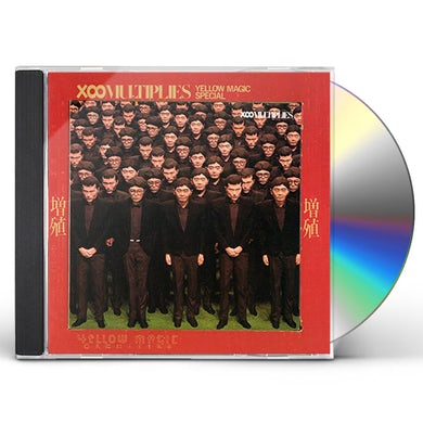 Yellow Magic Orchestra XOO MULTIPLIES CD