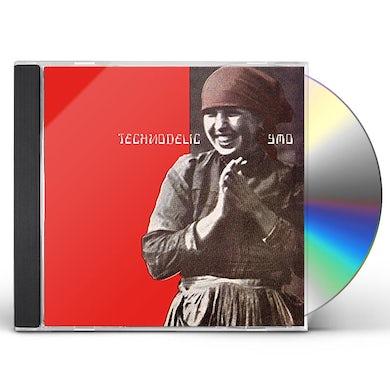Yellow Magic Orchestra TECHNODELIC CD