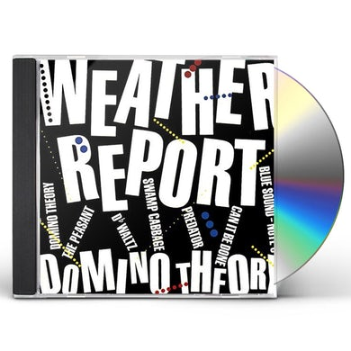 Weather Report DOMINO THEORY CD