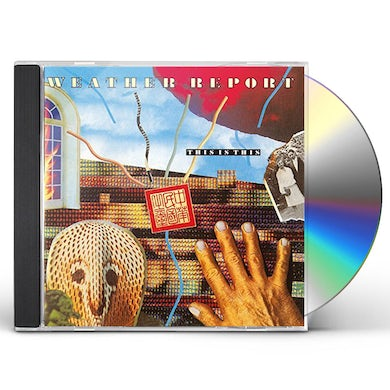 Weather Report THIS IS THIS CD