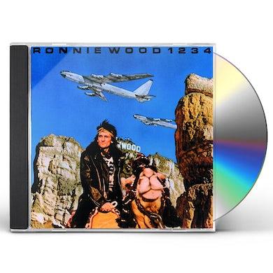 Ronnie Wood 1234 CD