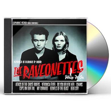 The Raveonettes WHIP IT ON (24BIT REMASTERED) CD