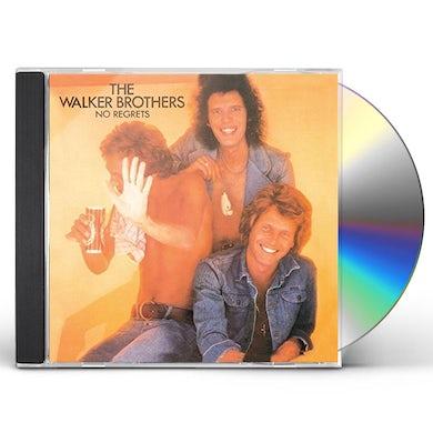 Walker Brothers NO REGRETS CD