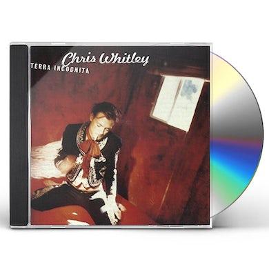 Chris Whitley TERRA INCOGNITA CD