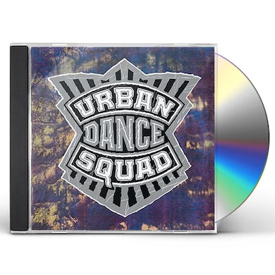 Urban Dance Squad MENTAL FLOSS FOR THE GLOBE / HOLLYWOOD LIVE 1990 CD