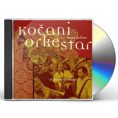 L'ORIENT EST ROUGE CD