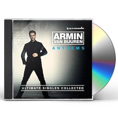 Armin van Buuren ARMIN ANTHEMS (ULTIMATE SINGLES COLL) CD