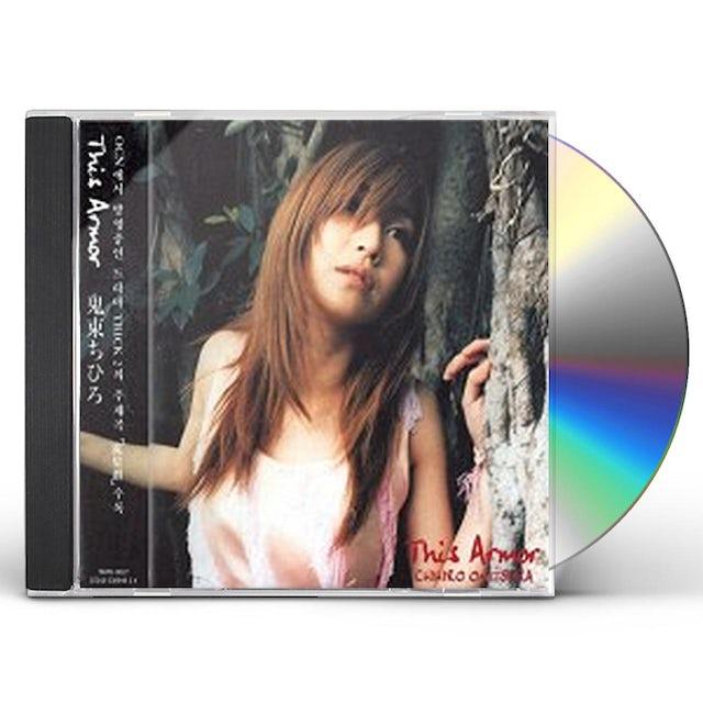 Chihiro Onitsuka THIS ARMOR CD