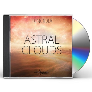 Trinodia ASTRAL CLOUDS CD