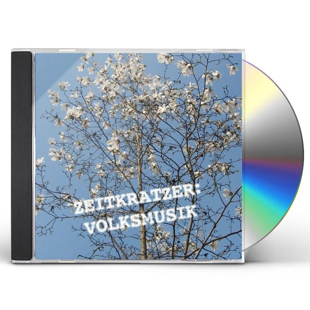 ZEITKRATZER VOLKSMUSIK CD