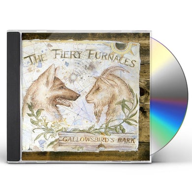 Fiery Furnaces GALLOWBIRD'S BARK CD