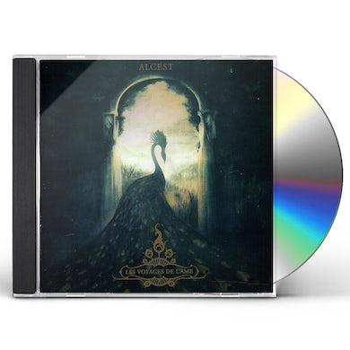 Alcest LES VOYAGES DE L'AME CD
