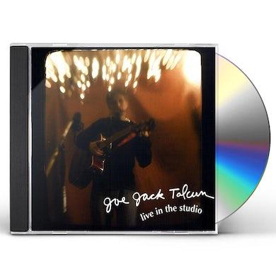 Joe Jack Talcum LIVE IN THE STUDIO CD