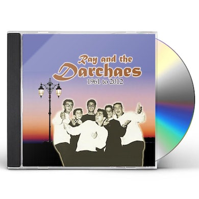 Ray DARCHAES 1961-2012 CD