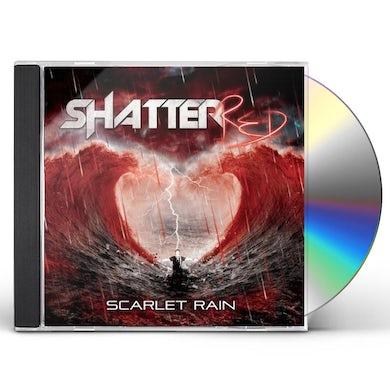 ShatterRed SCARLET RAIN CD