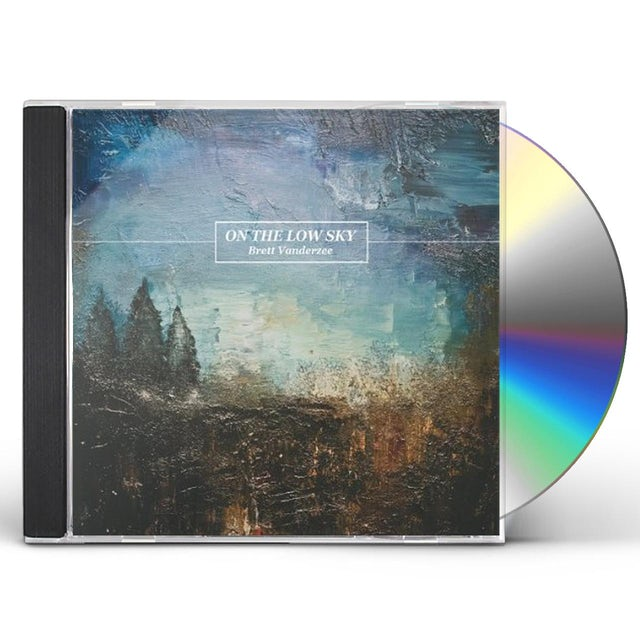 Brett Vanderzee ON THE LOW SKY CD
