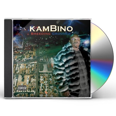 BREEDING GROUNDS CD