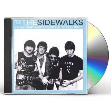 HERE ARE THE SIDEWALKS CD