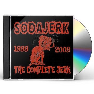 Sodajerk COMPLETE JERK CD