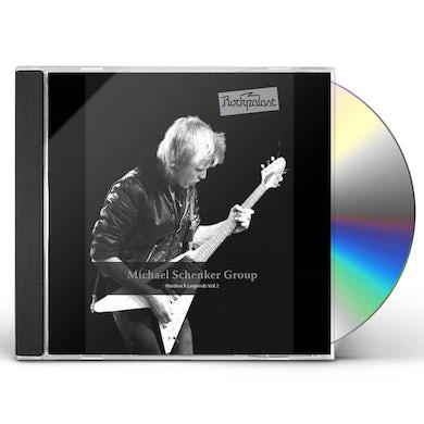 The Michael Schenker Group ROCKPALAST: HARDROCK LEGENDS 2 CD