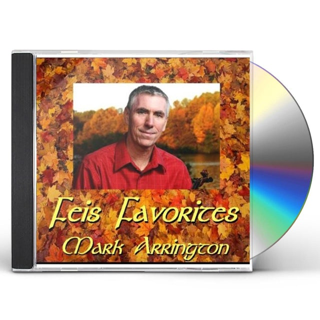 Mark Arrington FEIS FAVORITES CD