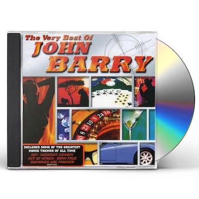 VERY BEST OF JOHN BARRY CD
