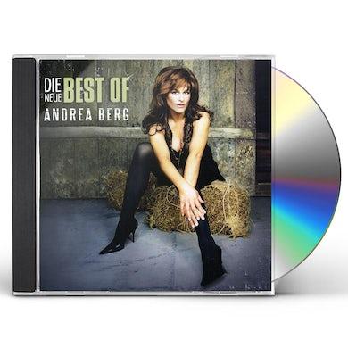 Andrea Berg DIE NEUE BEST OF CD