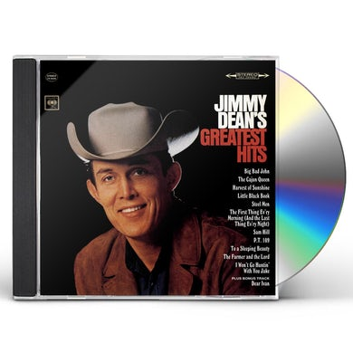 Jimmy Dean GREATEST HITS CD